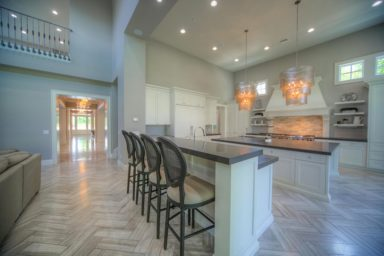 are custom homes more expensive